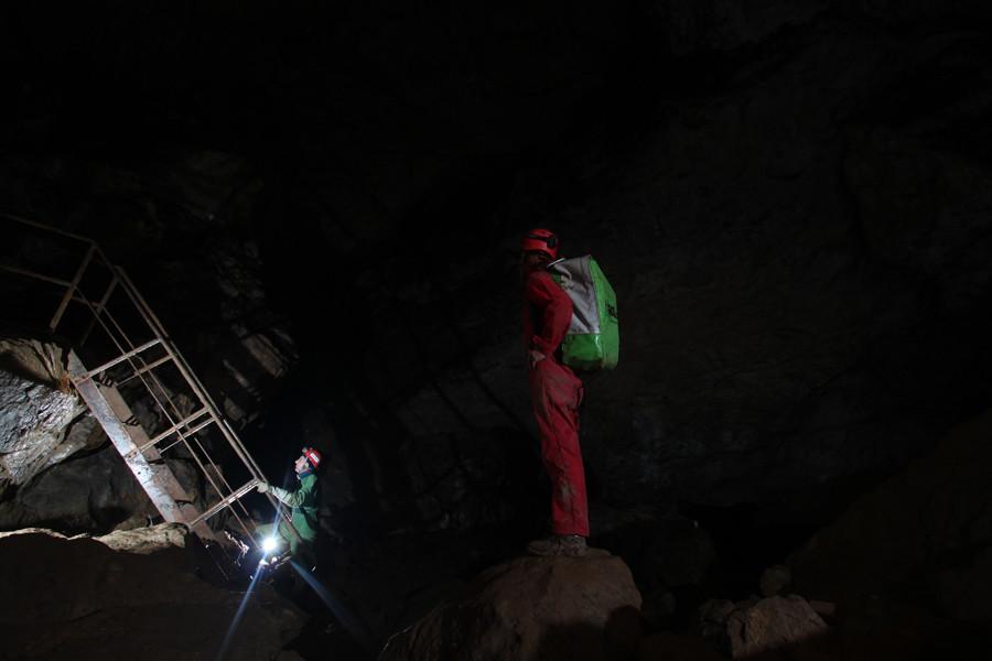 Kapova Cave