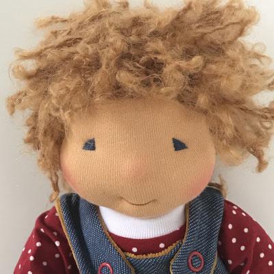 LILO-Puppe CHARLIE mit Wendelatzhose