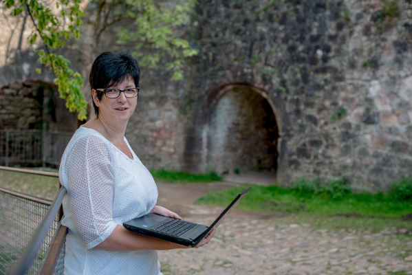Susanne Kniebühler, Kauffrau für Büromanagement