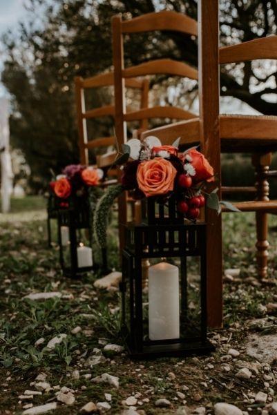 composition lanterne