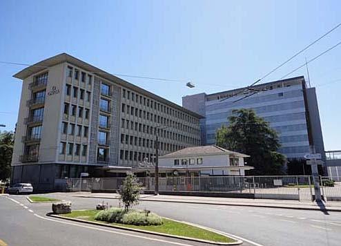 Fàbrica OMEGA a Biel/Bienne