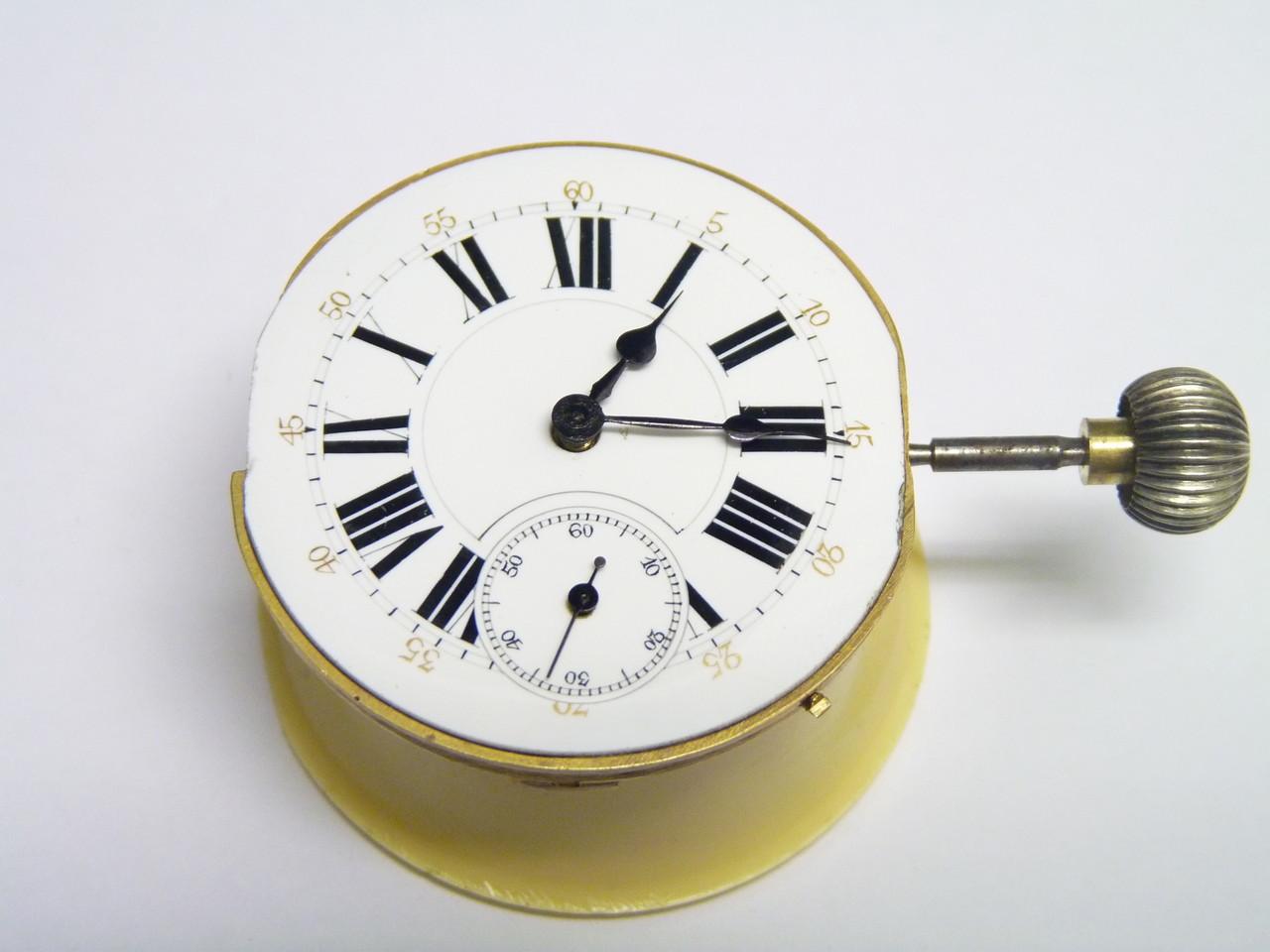 9.-Comprovacions de la marxa rellotge