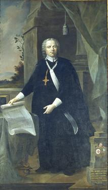 Herzogenburg Propst Wilhelm Schmerling
