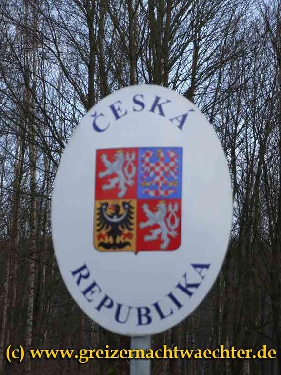 Hoheitszeichen Tschechische Republik