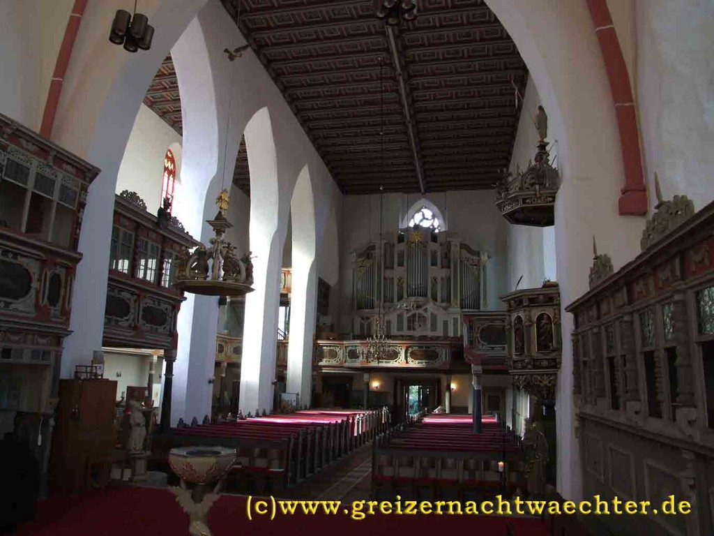 Weida - Stadtkirche
