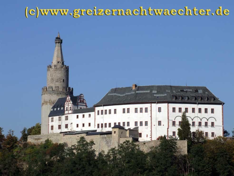 Weida - Schloß Osterburg