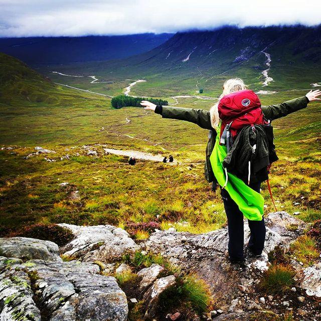 West Highland Way Schottland - 50 Shades of Green