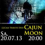 CAJUN MOON DUO, Manfred Gabbert und Carsten Wick