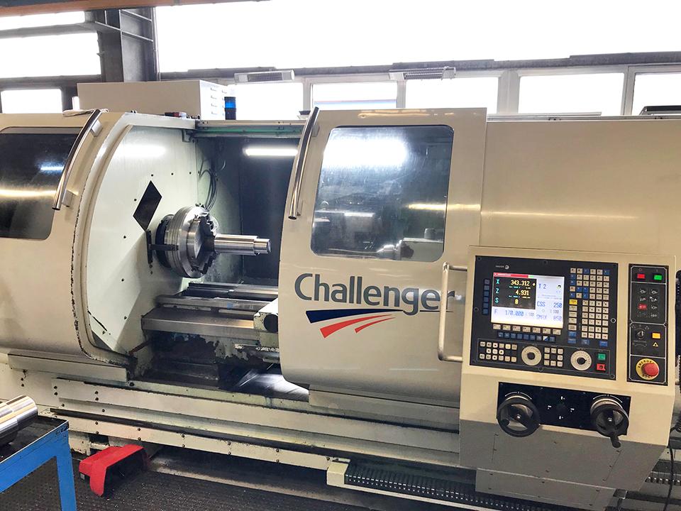 Drehmaschine MICROTURN Challenger BNC-2280X