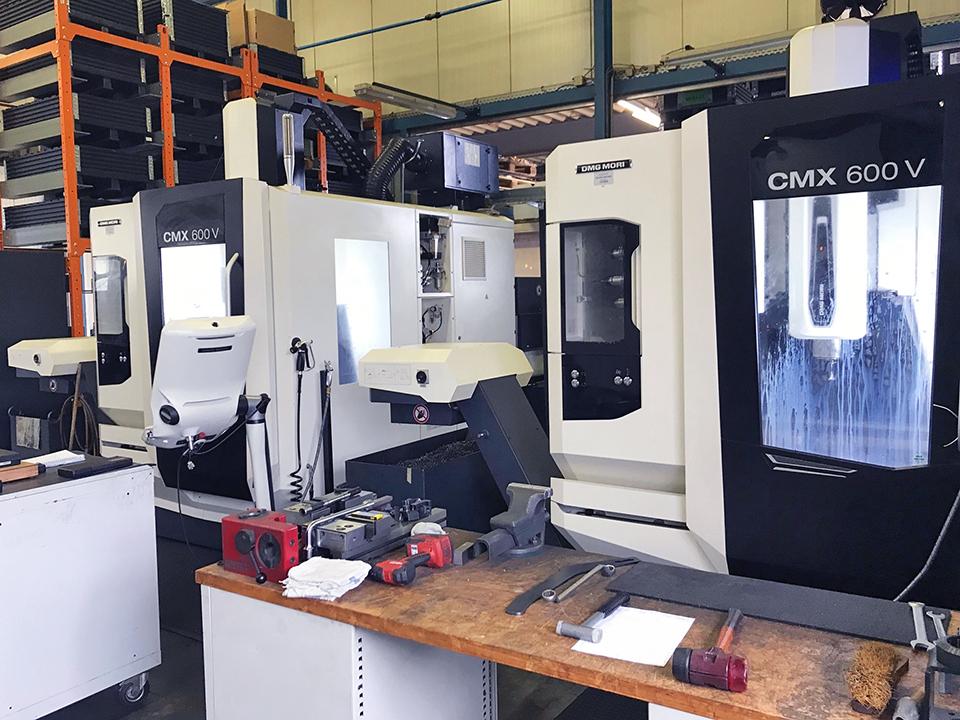 Fräse CMX 600 V. I und II