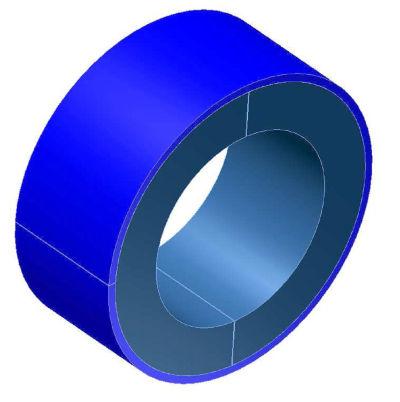 Leitungswasser entkalken mit dem Ring zur Wasservitalisierung.