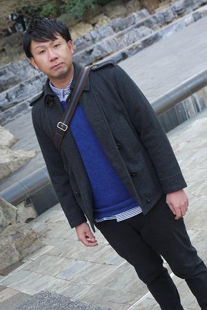 出張ホスト 古橋健太3