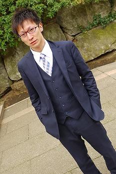 出張ホスト 神崎 カケル1