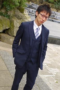出張ホスト 神崎 カケル3