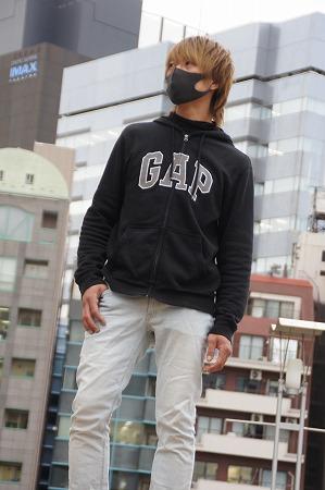 出張ホスト 野藤翔2