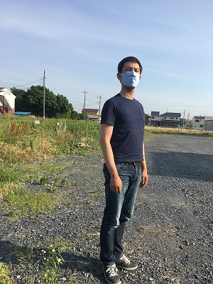 出張ホスト 田中本 ダイスケ1