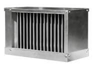 Воздухоохладитель водяной для канальной вентиляции