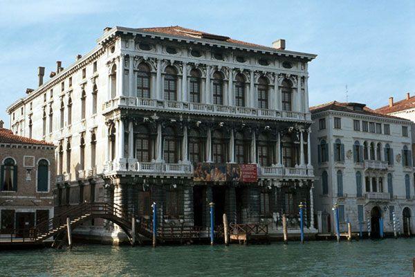 Palazzo Vendramin, Venezia, Italia