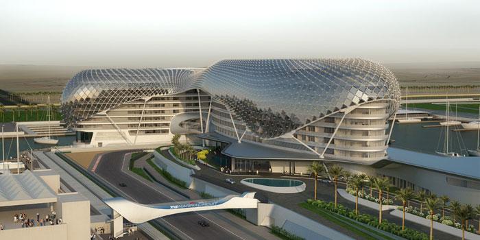 YAS Marina Circuit, Dubai, OAE