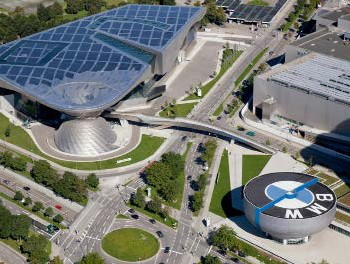 BMW Works, Munich, Germany