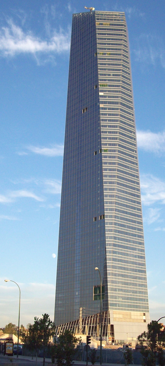 Torre de Cristal, Madrid, Spain