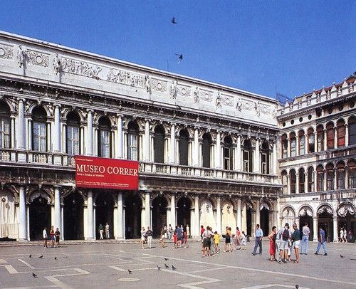 Museo Correr, Venezia, Italia