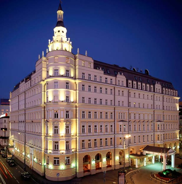 Balchug-Kenpinski Hotel, Moscow, Russia