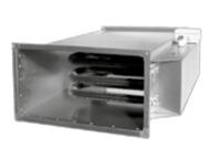 Нагреватель электрический для прямоугольных каналов