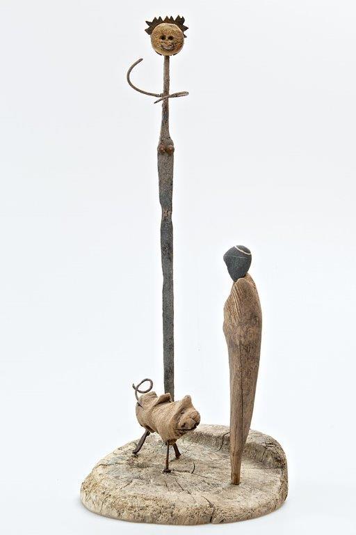 Frank Züblin, Objekte mit Patina