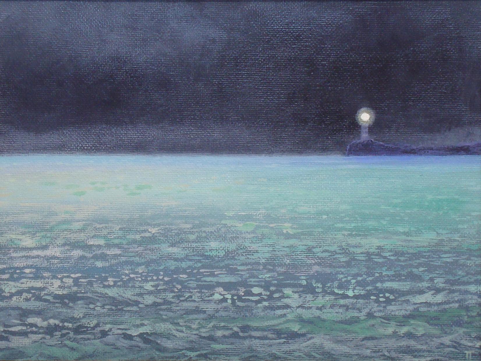 René Piller, Meer - und Landschaftsbilder
