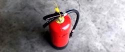 Feuerlöscher im Betrieb | ©pixabay.de