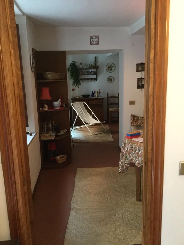 Eingang Wohnraum Parterre