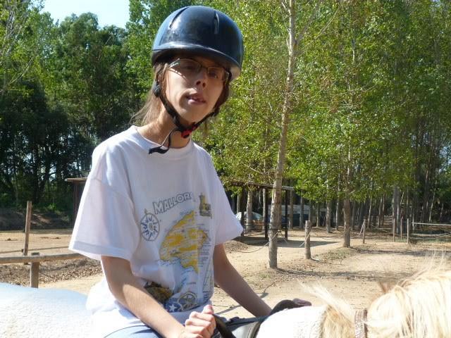 La monta a caballo - Equinoterapia Exprés