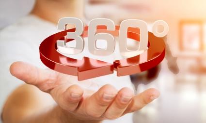 Kompetenzanalyse mit 360 Grad Feedback | IST-Kompetenzen ermitteln