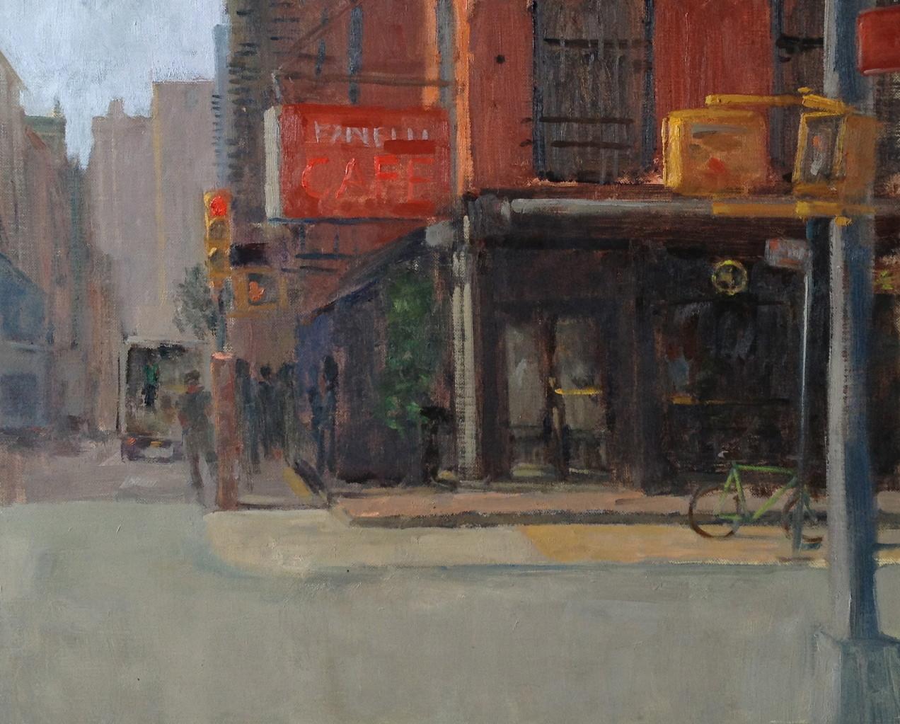 """""""fanelli's"""" soho, NYC"""