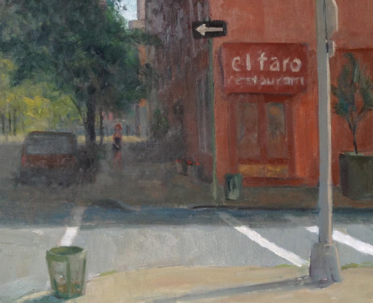 """""""el faro"""" hartio and greenwich streets"""