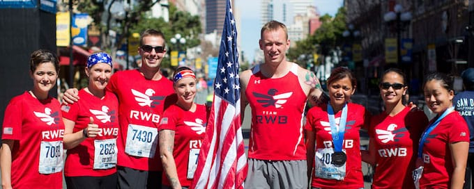 Team RWB on SuccessVets