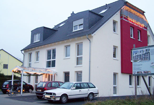 Mehrfamilienhaus, Von-Bodelschwingh-Weg 12