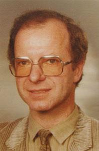 Firmengründer Horst Pehl