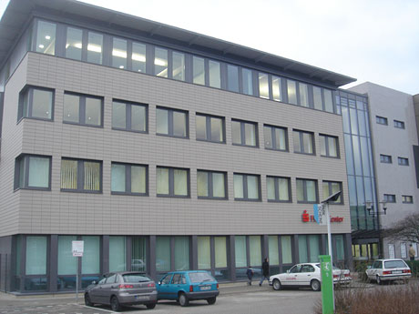 Finanzcenter Stadt-Sparkasse Langenfeld