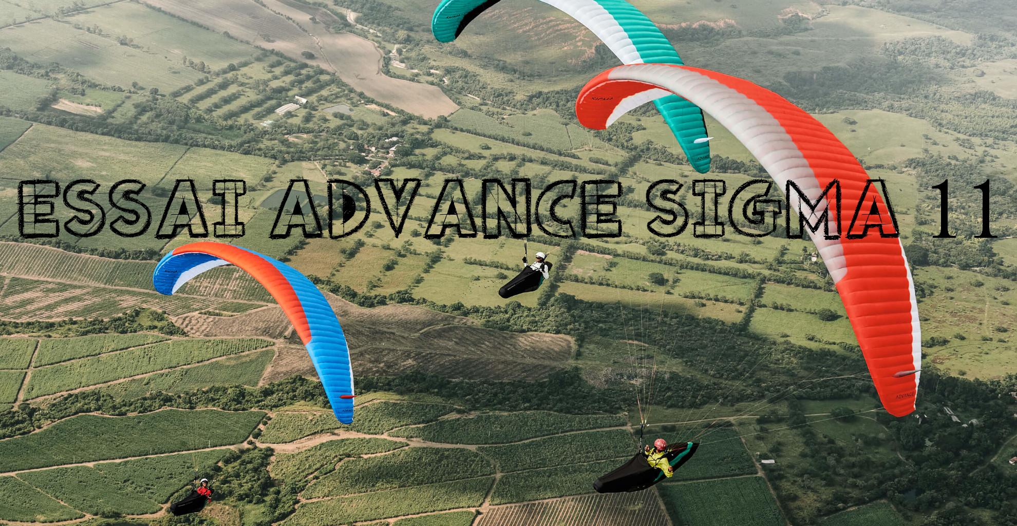 Essai Advance Sigma 11