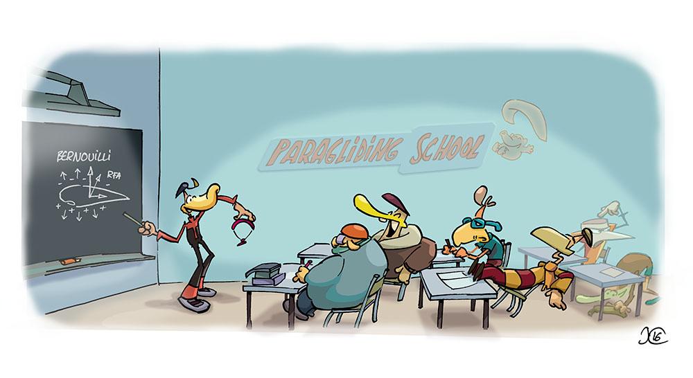 Image du la bande dessiné kratair club