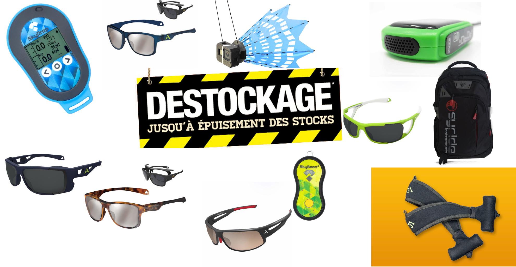 DESTOCKAGE DE DEBUT D'ANNEE