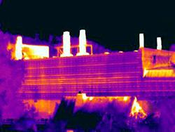 camara termica uso industrial