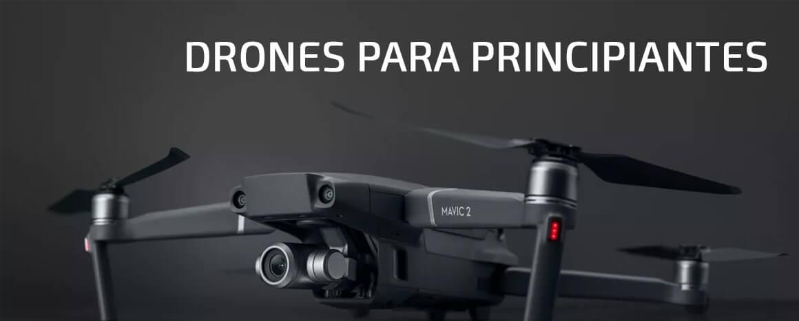Drones para principiantes con camara