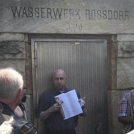 WiR danken dem Kulturhistorischen Verein Roßdorf