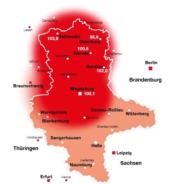 Magdeburg/ Altmark