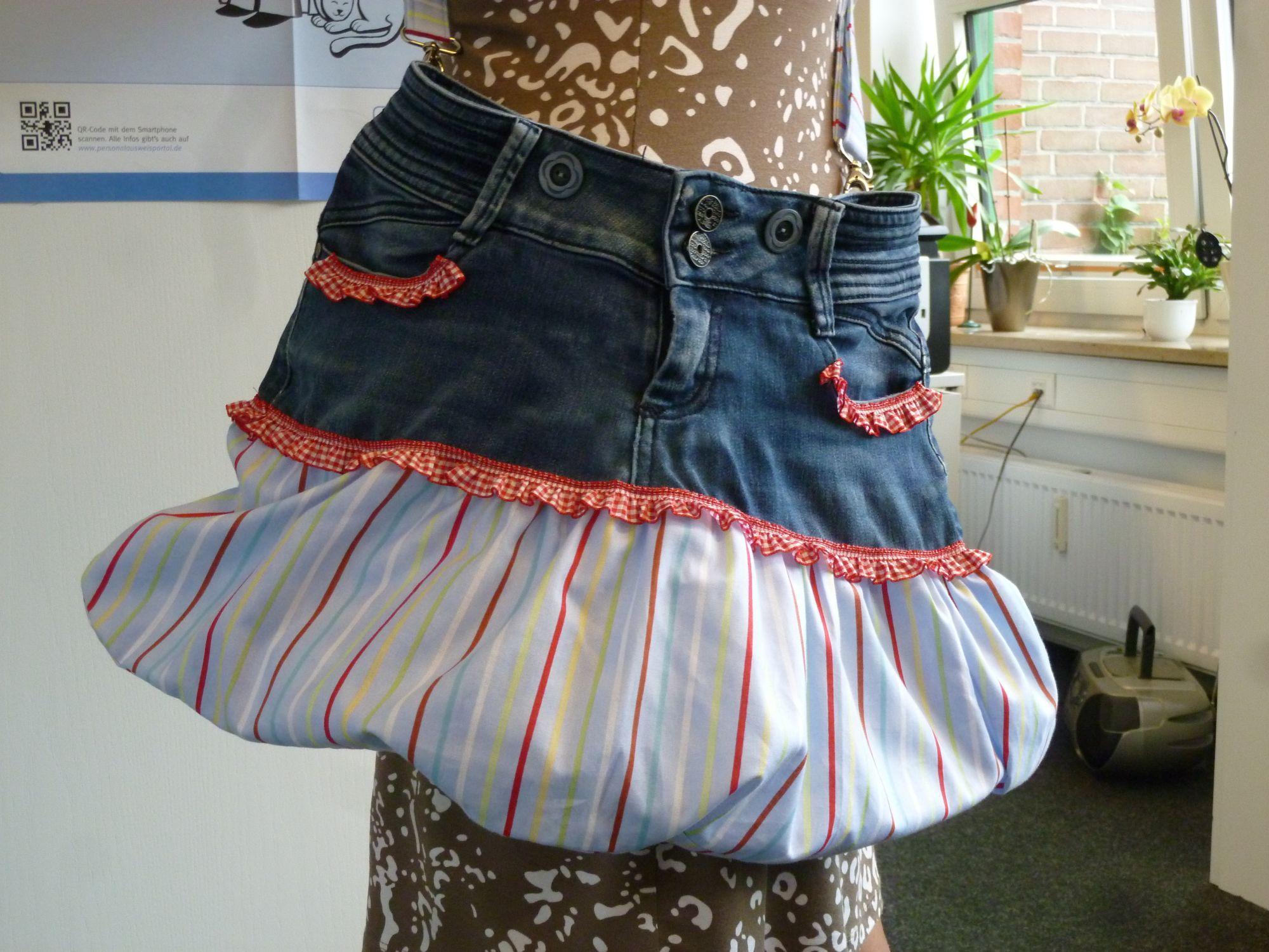 Jeanstasche für Kinderkurs 2014