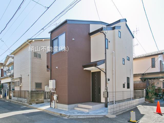 新築戸建 狛江市和泉本町3丁目【3SLDK】 外観