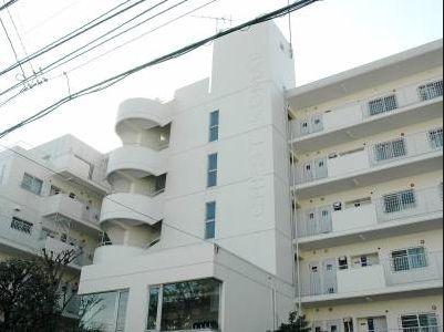 狛江市の中古マンション 東海狛江マンション【4階・4LDK・86.04㎡】 外観